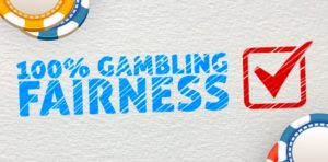 Provably-Fair-gambling